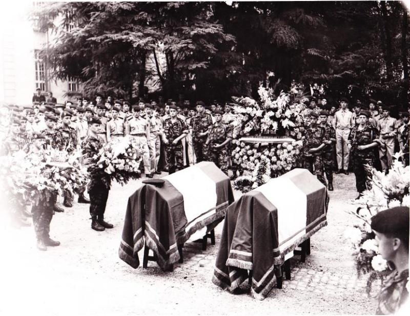 BERNAZ Henri para du1er GLA de Metz assassiné par le FLN le 23 juillet 1961 Soro_p10