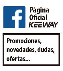 Facebook oficial Keeway España