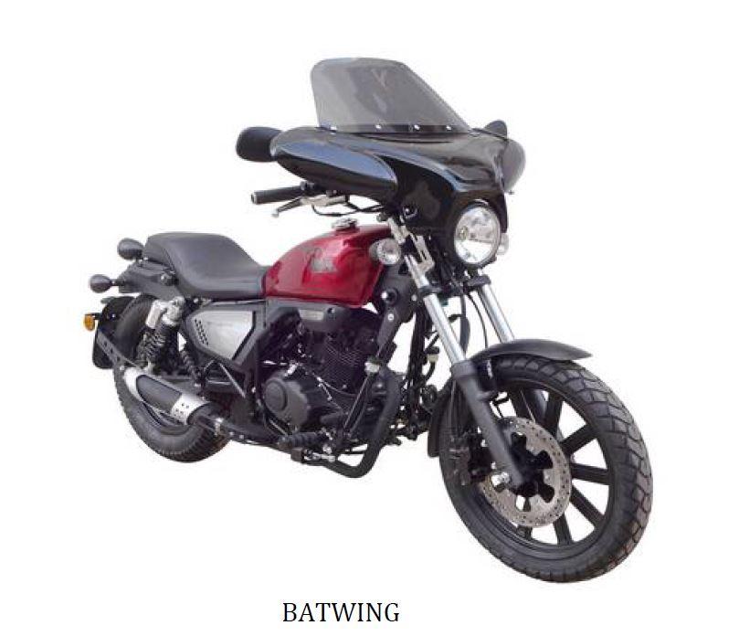 Accesorios Spaan para Keeway K-Light Batwin10