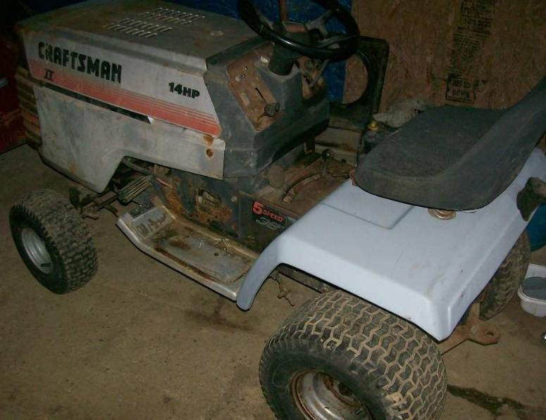 What's the best brand of tractor for off roading? Crafts13