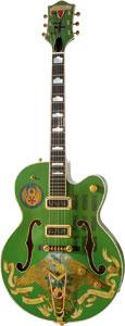 Gretsch CS Victory Song Guitar G6120 numéro de série: CF409 31-git10