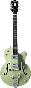 Gretsch G6118T-R-CST Anniv. CS Relic Smoke Green UC07010176 32-git10