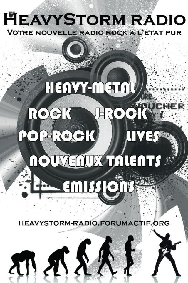 Heavy Storm Radio =   du (j)rock et du cinoch ! Flyers11