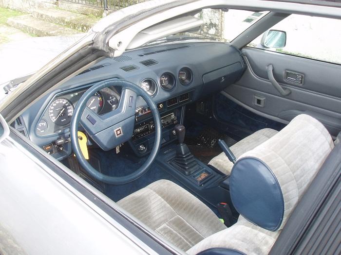 [ICEMAN_29] L'ancêtre des sportives nissan la DATSUN 280 ZX Datsun12
