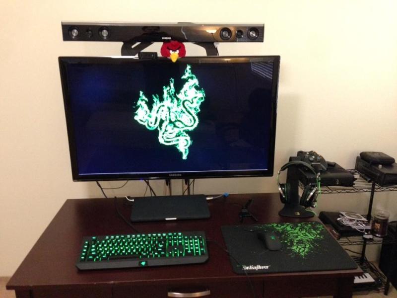 Gaming Setup - Ambush 60130310