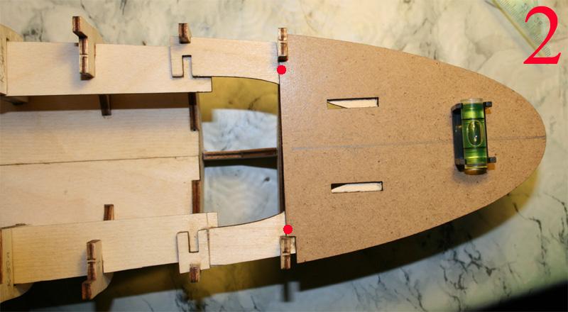 Andrea - Transatlantico Andrea Doria Hachette by Amati Img_0619