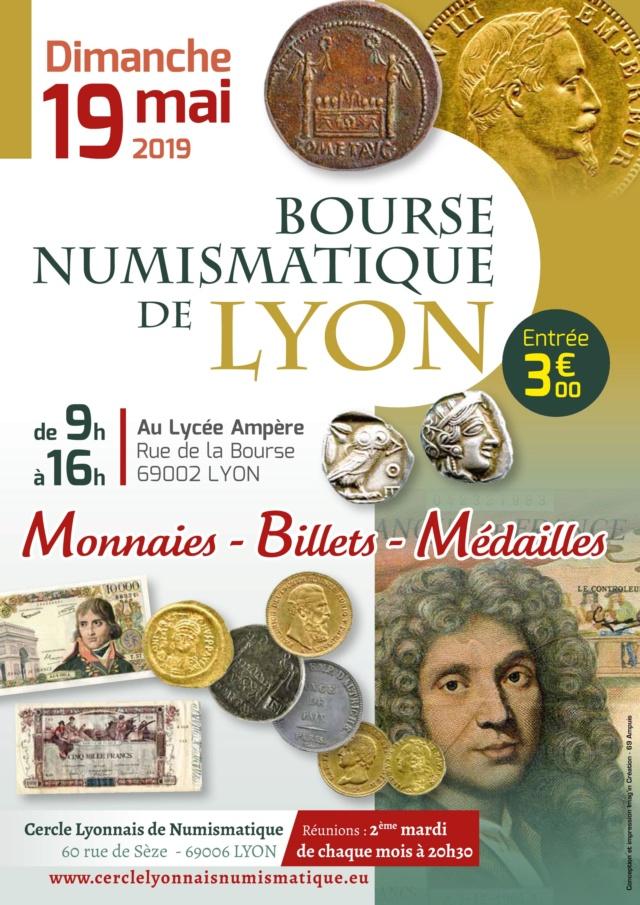 34ème Bourse numismatique de Lyon - Dimanche 19 mai 2019 Bourse11