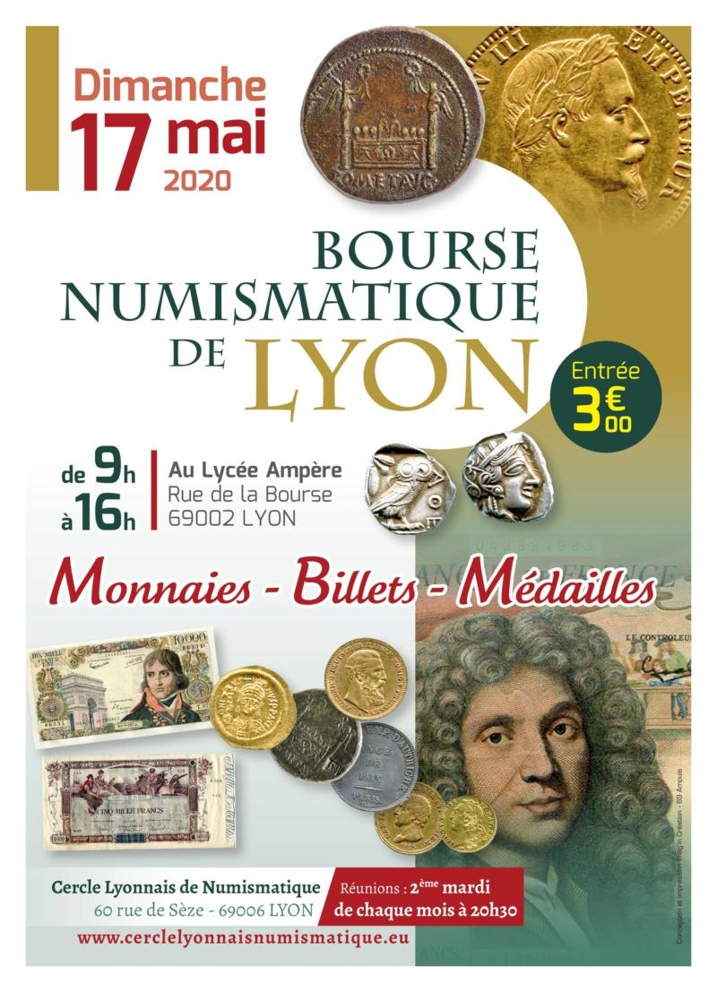 35ème Bourse numismatique de Lyon - Dimanche 17 mai 2020 Bourse12