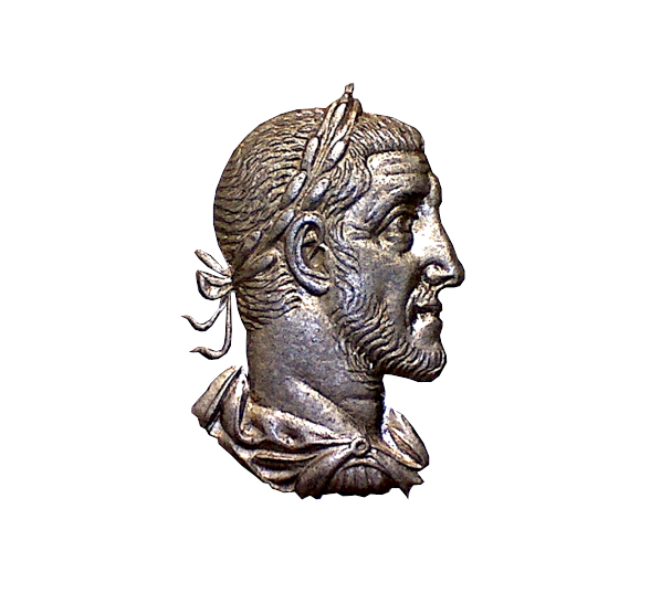 Tronches d'empereurs Maximi10