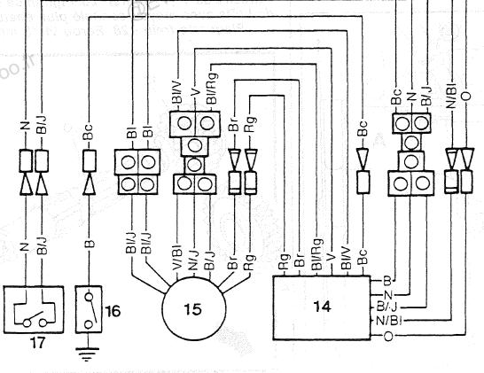 [Restauration] Yamaha 600XT (2KF) 1987 - Page 9 Captur12
