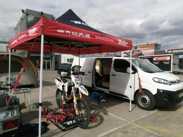 Hispania Rally : Rally Raid en Espagne du 5 au 9 mars 2019 - Page 3 Img_2068