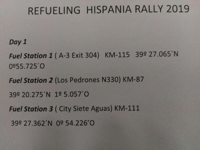 Hispania Rally : Rally Raid en Espagne du 5 au 9 mars 2019 - Page 3 Img_2072