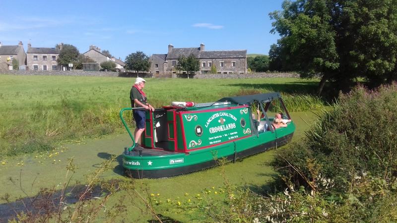 Lancaster Canal Trust Volunteers 20190810
