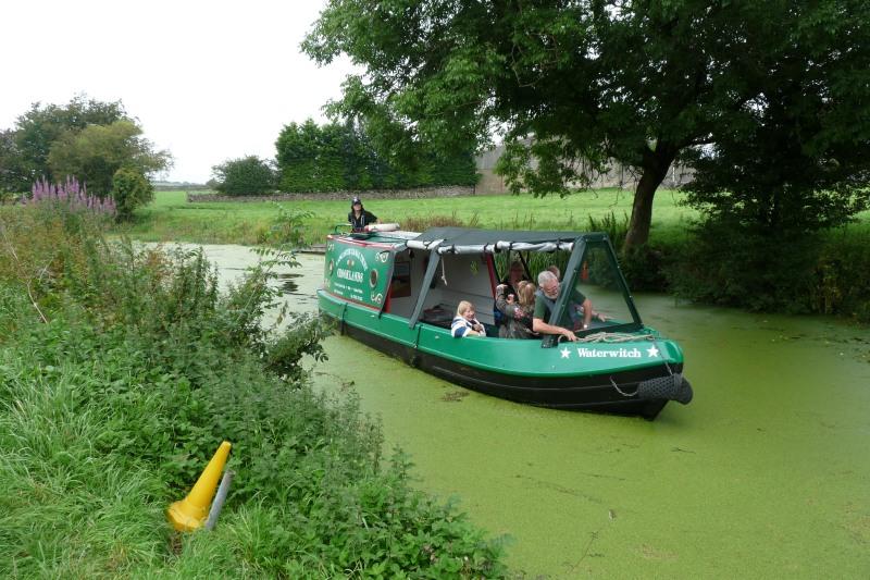 Lancaster Canal Trust Volunteers 26_aug10