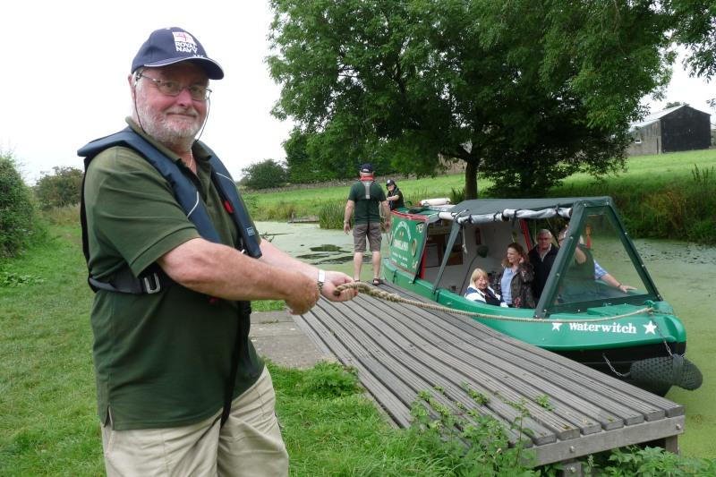 Lancaster Canal Trust Volunteers 26_aug11