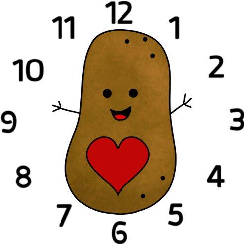 Potato Prize entries Potato12