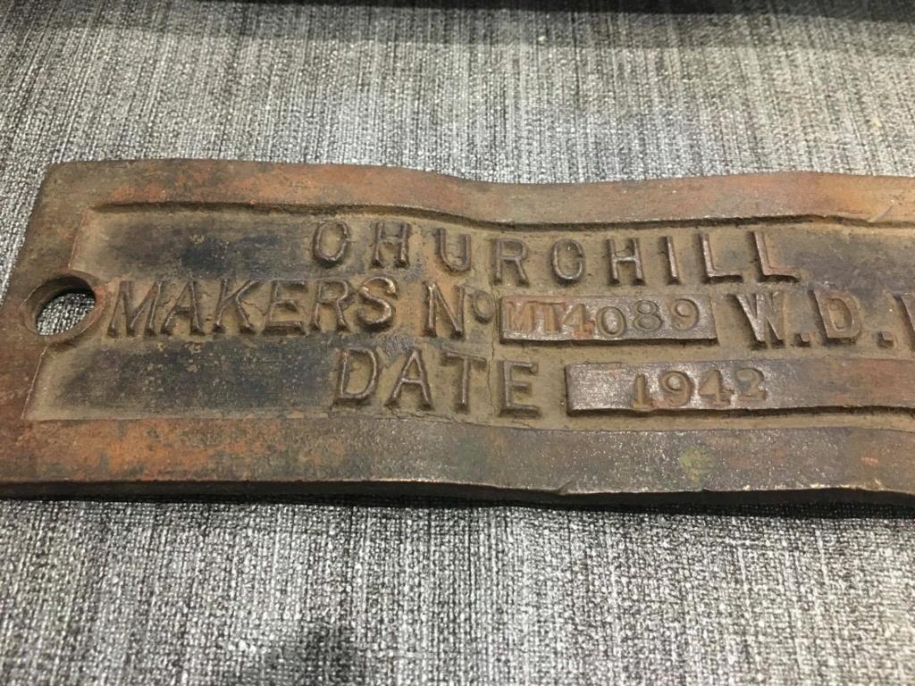 un beau morceau de char Churchill 13603410