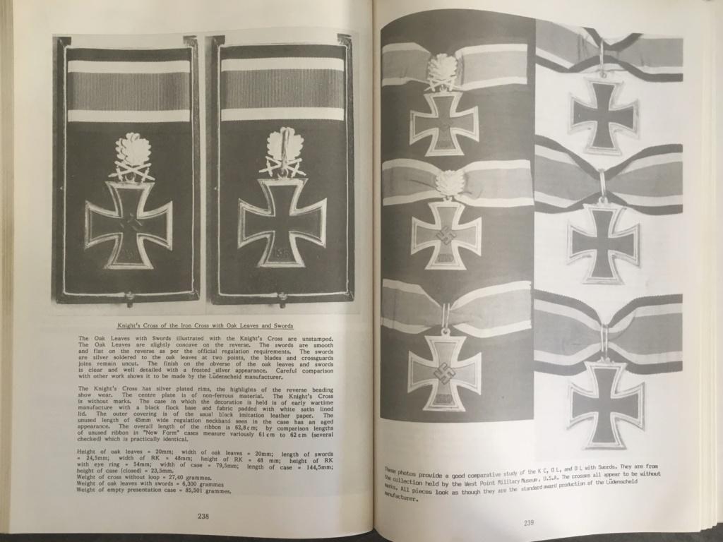 Livre sur les croix de fer prussienne et allemande  4644b210