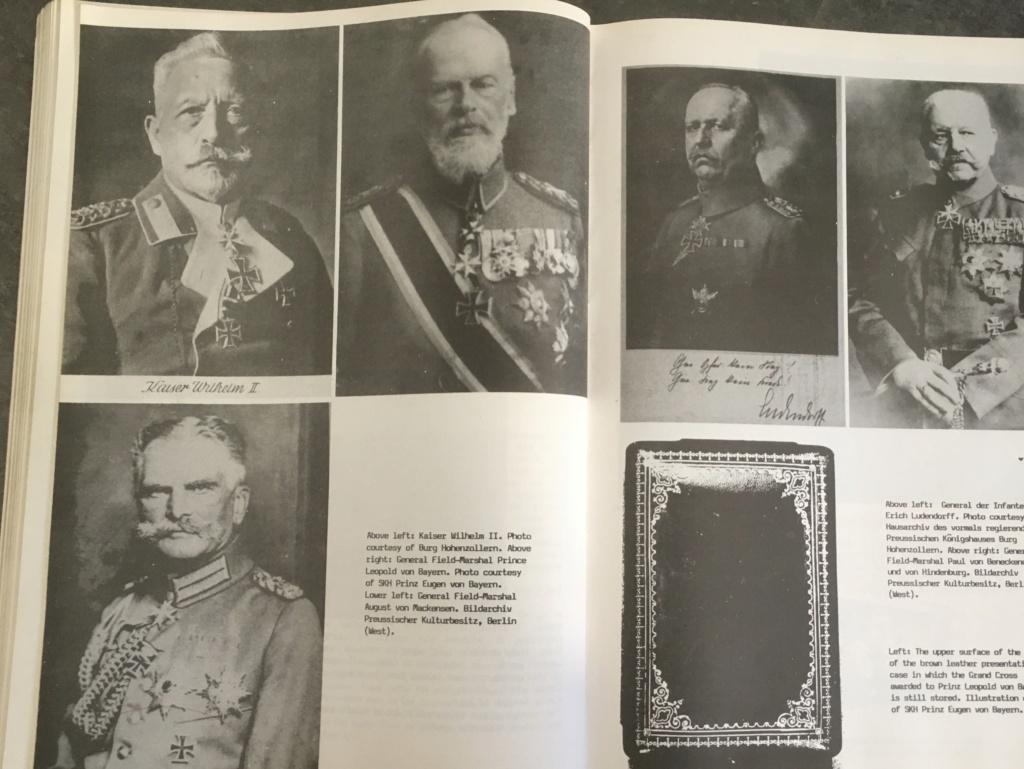 Livre sur les croix de fer prussienne et allemande  C9f1c610