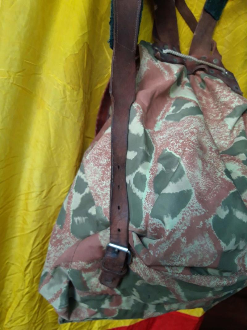 Camo backpack  20200310