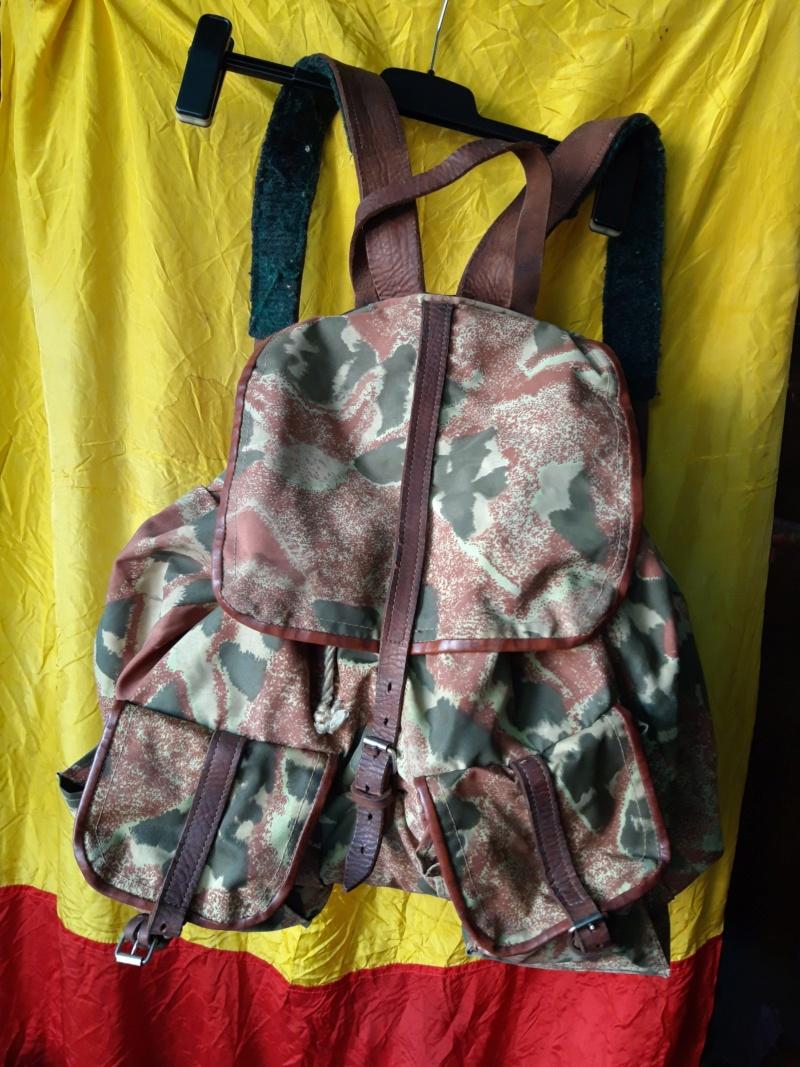 Camo backpack  20200311
