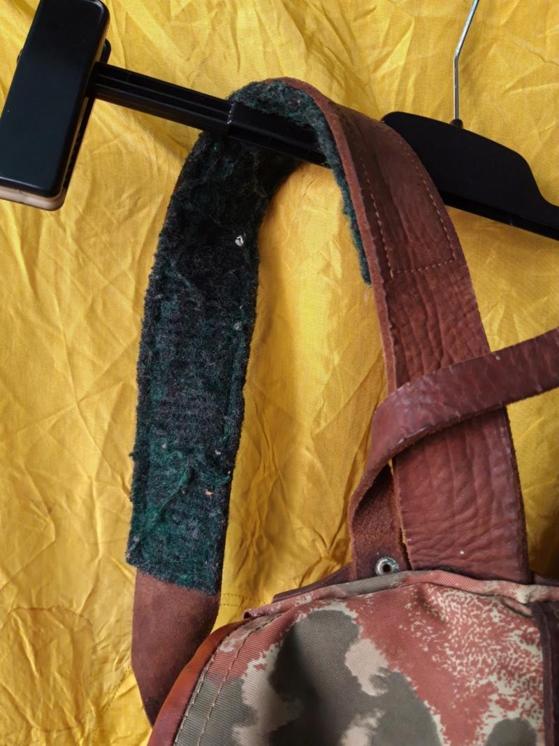 Camo backpack  20200312