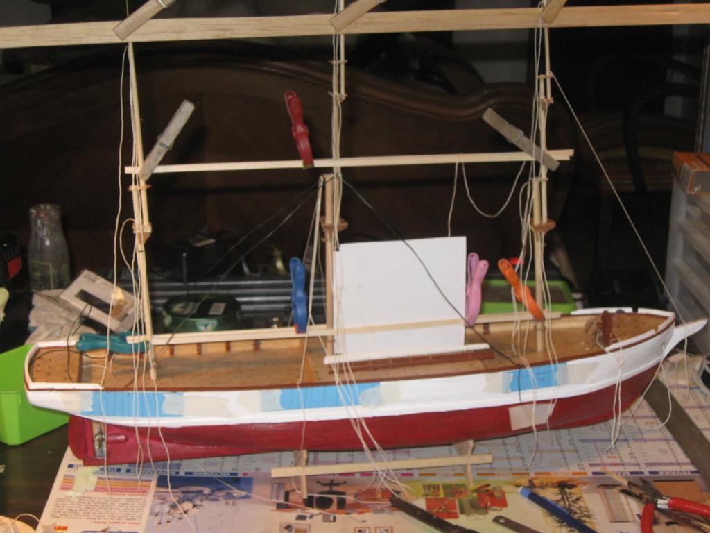 Pourquoi-Pas. Maquette 1/75e de Billing Boats - Page 7 210