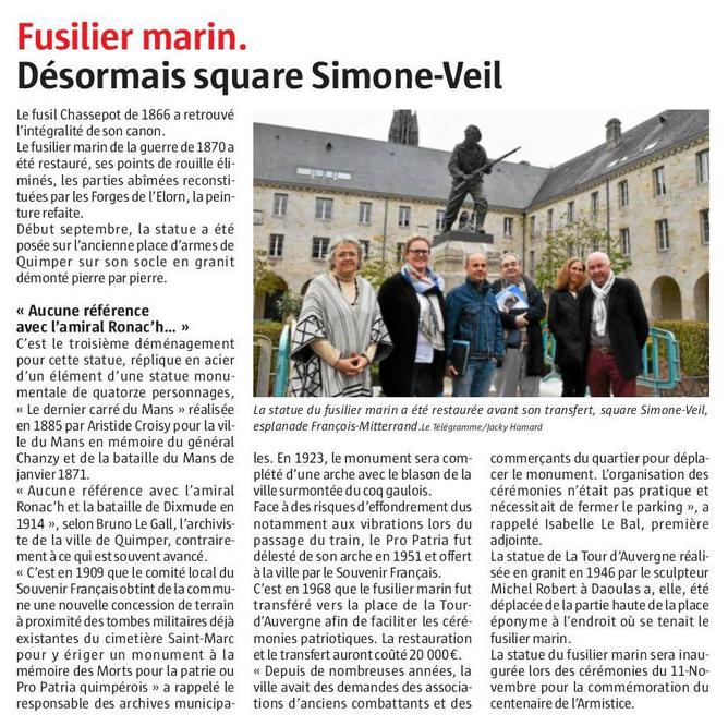 [ Histoires et histoire ] Monuments aux morts originaux Français Tome 2 - Page 9 Fusili10