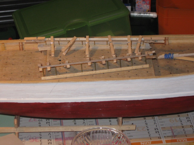 Pourquoi-Pas. Maquette 1/75e de Billing Boats - Page 5 Img_2420
