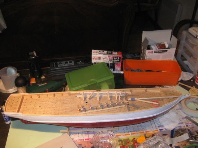 Pourquoi-Pas. Maquette 1/75e de Billing Boats - Page 5 Img_2421