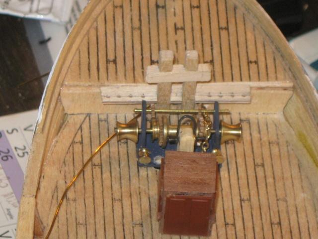 Pourquoi-Pas. Maquette 1/75e de Billing Boats - Page 6 Img_2449