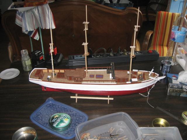 Pourquoi-Pas. Maquette 1/75e de Billing Boats - Page 5 Img_2484
