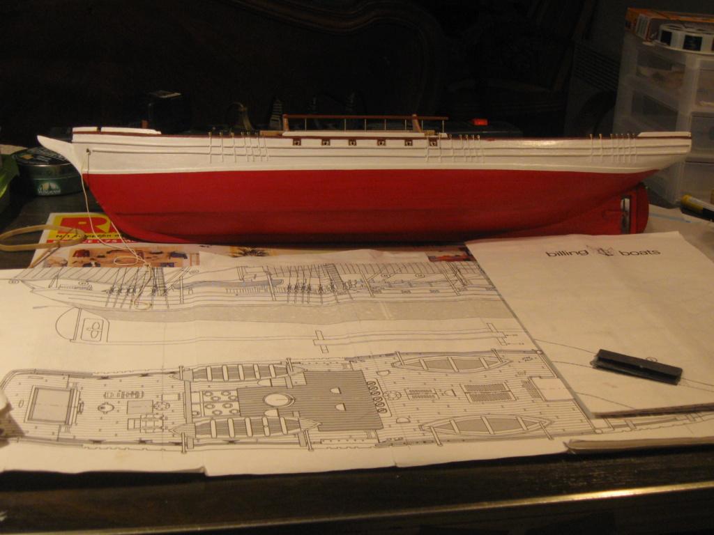 Pourquoi-Pas. Maquette 1/75e de Billing Boats - Page 7 Img_2520