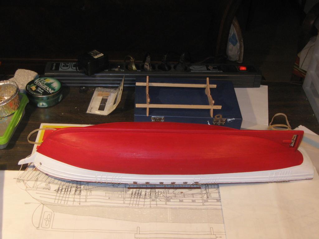 Pourquoi-Pas. Maquette 1/75e de Billing Boats - Page 7 Img_2522