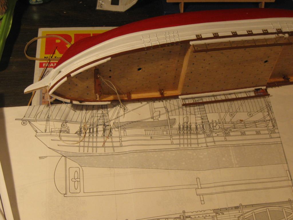 Pourquoi-Pas. Maquette 1/75e de Billing Boats - Page 7 Img_2524