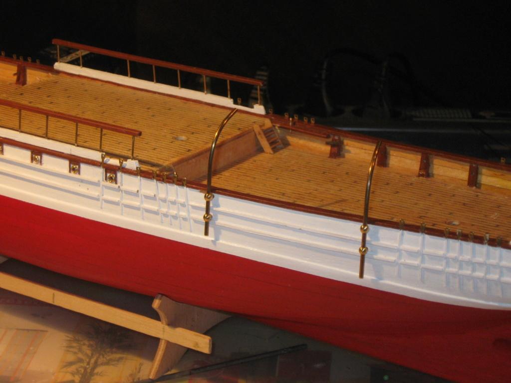 Pourquoi-Pas. Maquette 1/75e de Billing Boats - Page 7 Img_2543