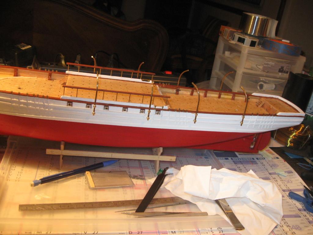 Pourquoi-Pas. Maquette 1/75e de Billing Boats - Page 7 Img_2546