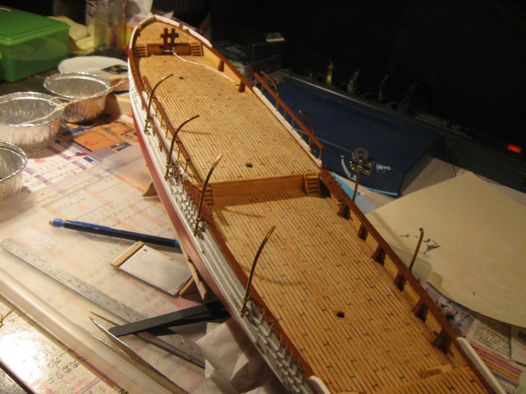Pourquoi-Pas. Maquette 1/75e de Billing Boats - Page 7 Img_2547