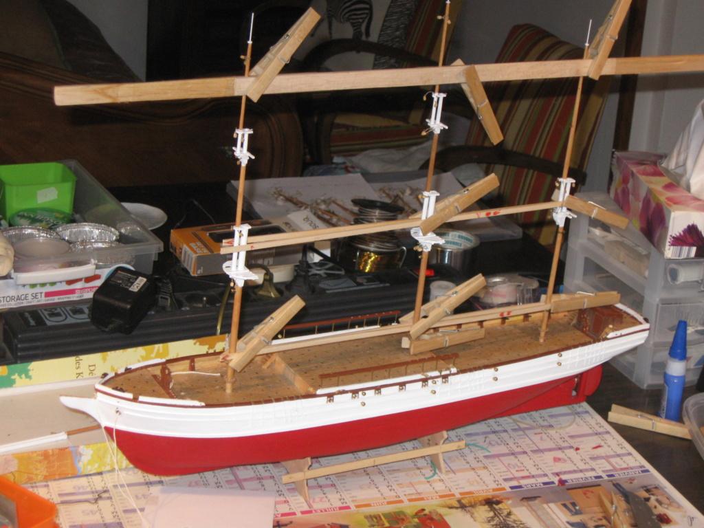 Pourquoi-Pas. Maquette 1/75e de Billing Boats - Page 7 Img_2618
