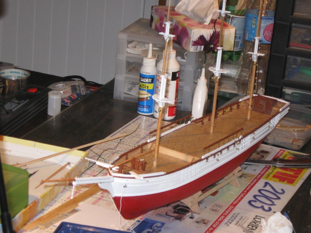 Pourquoi-Pas. Maquette 1/75e de Billing Boats - Page 7 Img_2619