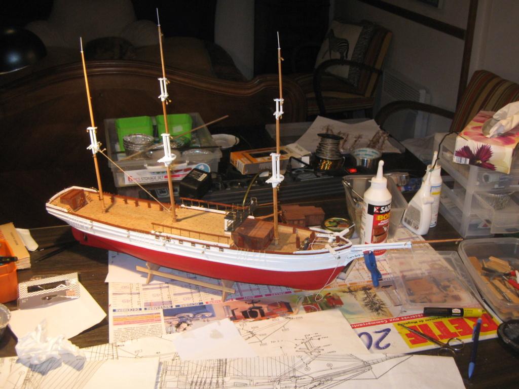 Pourquoi-Pas. Maquette 1/75e de Billing Boats - Page 7 Img_2620