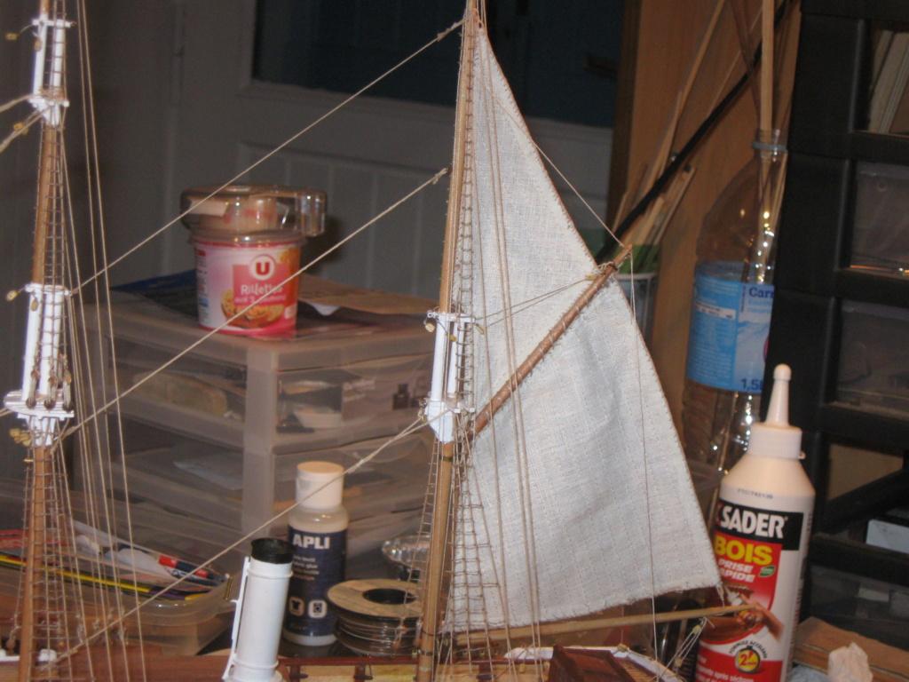 Pourquoi-Pas. Maquette 1/75e de Billing Boats - Page 7 Img_2736
