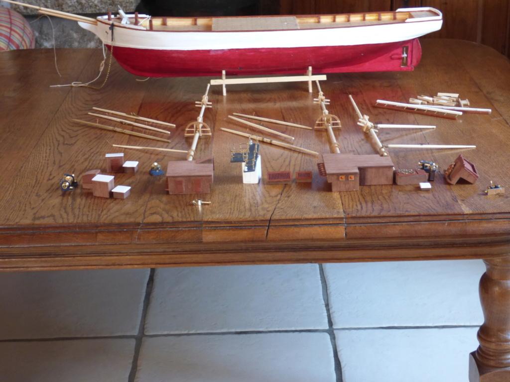 Pourquoi-Pas. Maquette 1/75e de Billing Boats - Page 6 P1080020