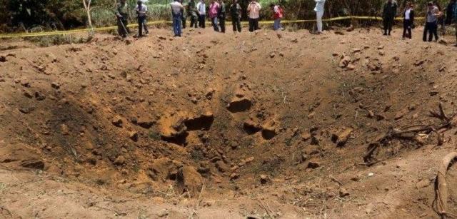 Mission d'évaluation des impacts de météorites Cratzo10