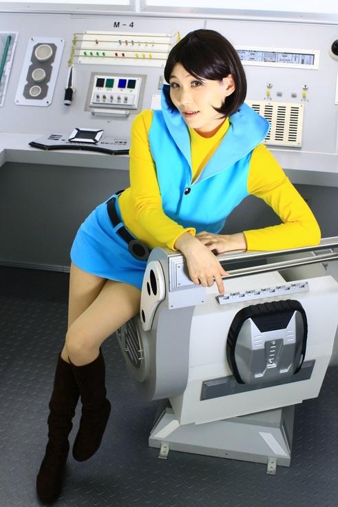 Hikaru Makiba ... en cosplay ! Hikaru10