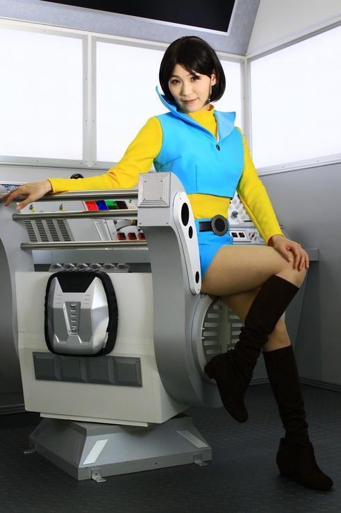 Hikaru Makiba ... en cosplay ! Hikaru12