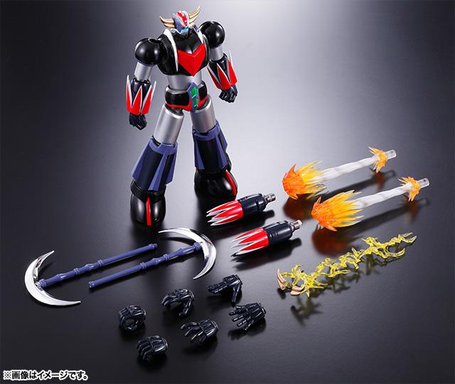 Super Robot Chogokin : Grendizer (version classique) Item_025