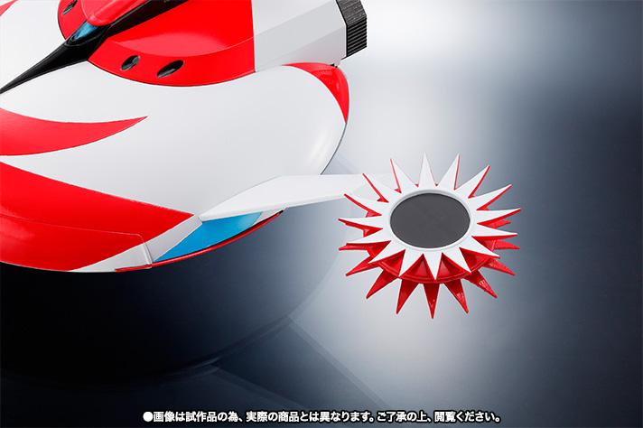 "Super Robot Chogokin : Grendizer (Spazer + Package Spazer ""Anime"") Item_029"