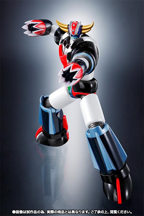 "Super Robot Chogokin : Grendizer (Spazer + Package Spazer ""Anime"") Item_036"