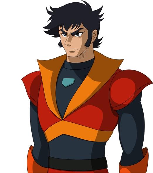 The Mazinger Files : Tetsuya Tsurugi Tetsuy12